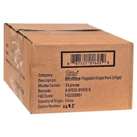 Garbage Pail Kids MiniKins Series 2 Mini Figure Box [24 Packs]