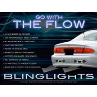 1997 1998 1999 2000 2001 2002 2003 2004 2005 Buick Century Bumper Diffuser Exhaust Body Panels Kit