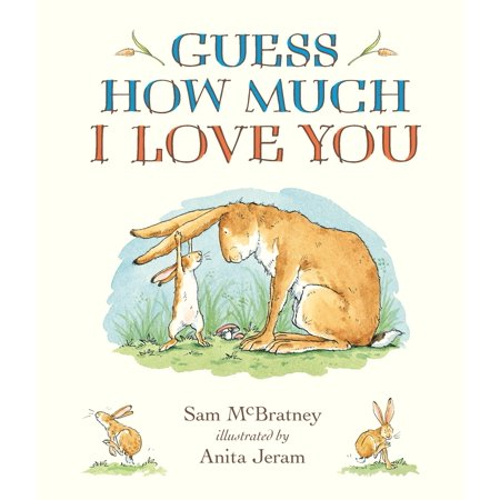 Guess How Much I Love You (Board Book) - How Much Is Tulle