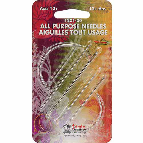 All-Purpose Needles, 7/Pkg