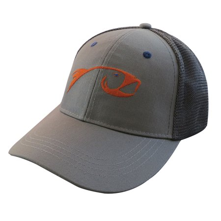 Rising fly fishing trucker baseball cap hat for Rising fly fishing