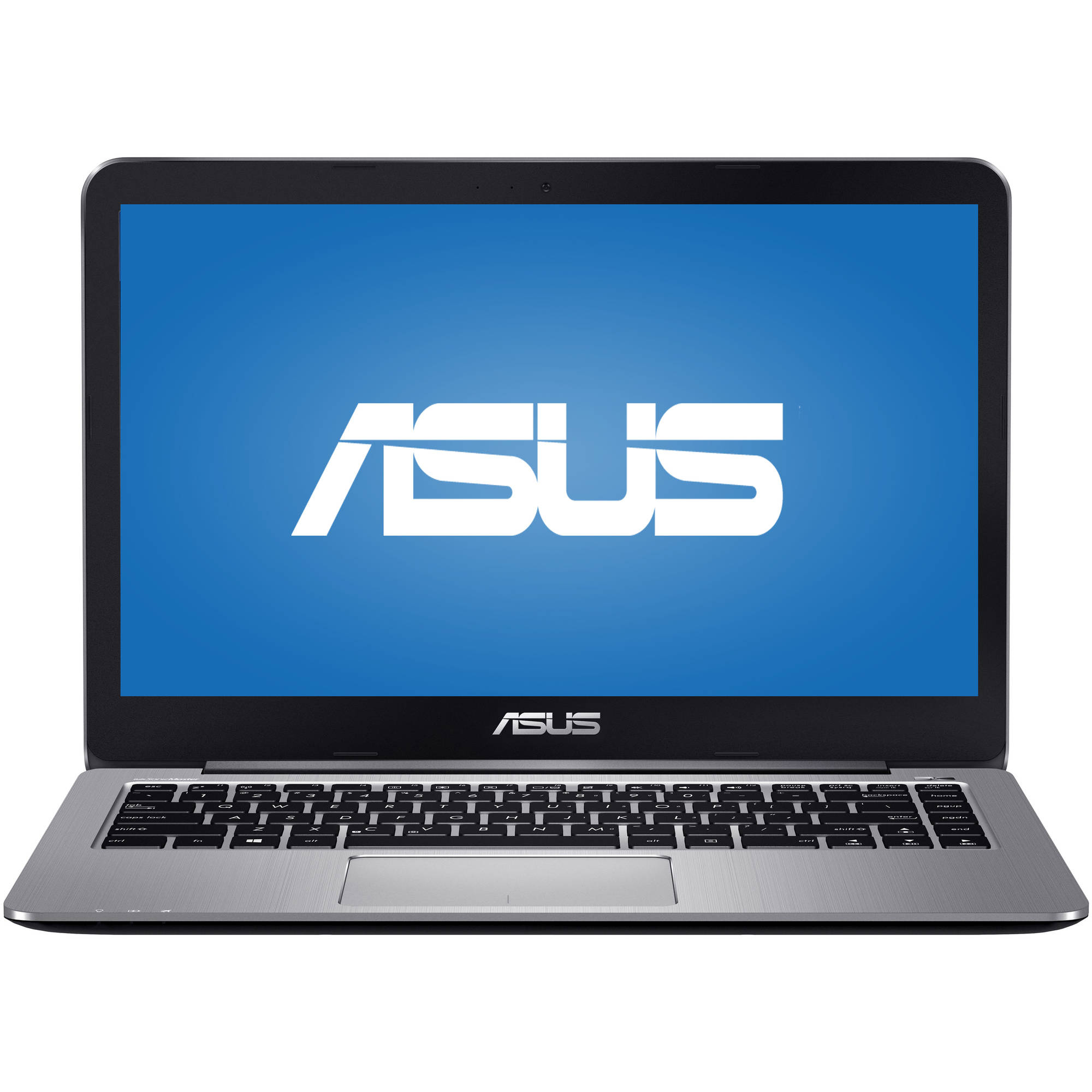 "ASUS VivoBook E403SA-US21 14"" Laptop, Windows 10 Home, Intel Pentium N3700 Quad-Core Processor, 4GB RAM, 128GB Flash Memory"