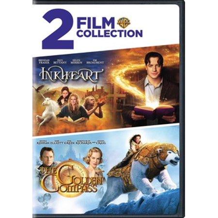 INKHEART/GOLDEN COMPASS (DVD/DBFE/2 DISC)