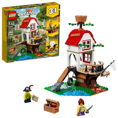 LEGO Creator Treehouse Treasures 31078 - Lego Shaped Candy