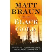 Black Gold - eBook