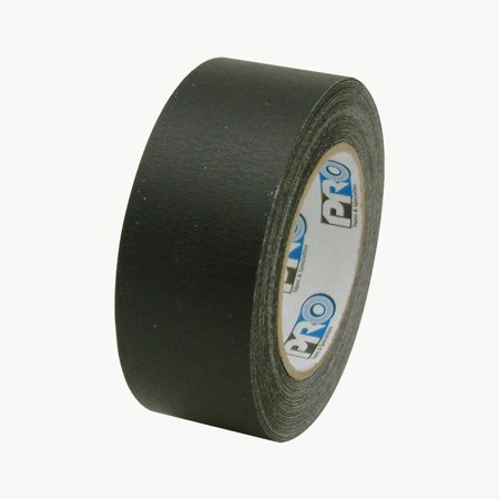 Pro Tapes PRO-46 Colored Masking Tape: 2 in. x 60 yds. (Black)