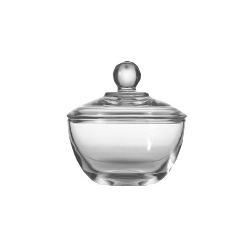 Anchor Hocking 8 oz. Sugar Bowl with Lid (Set of 4) by Anchor Hocking