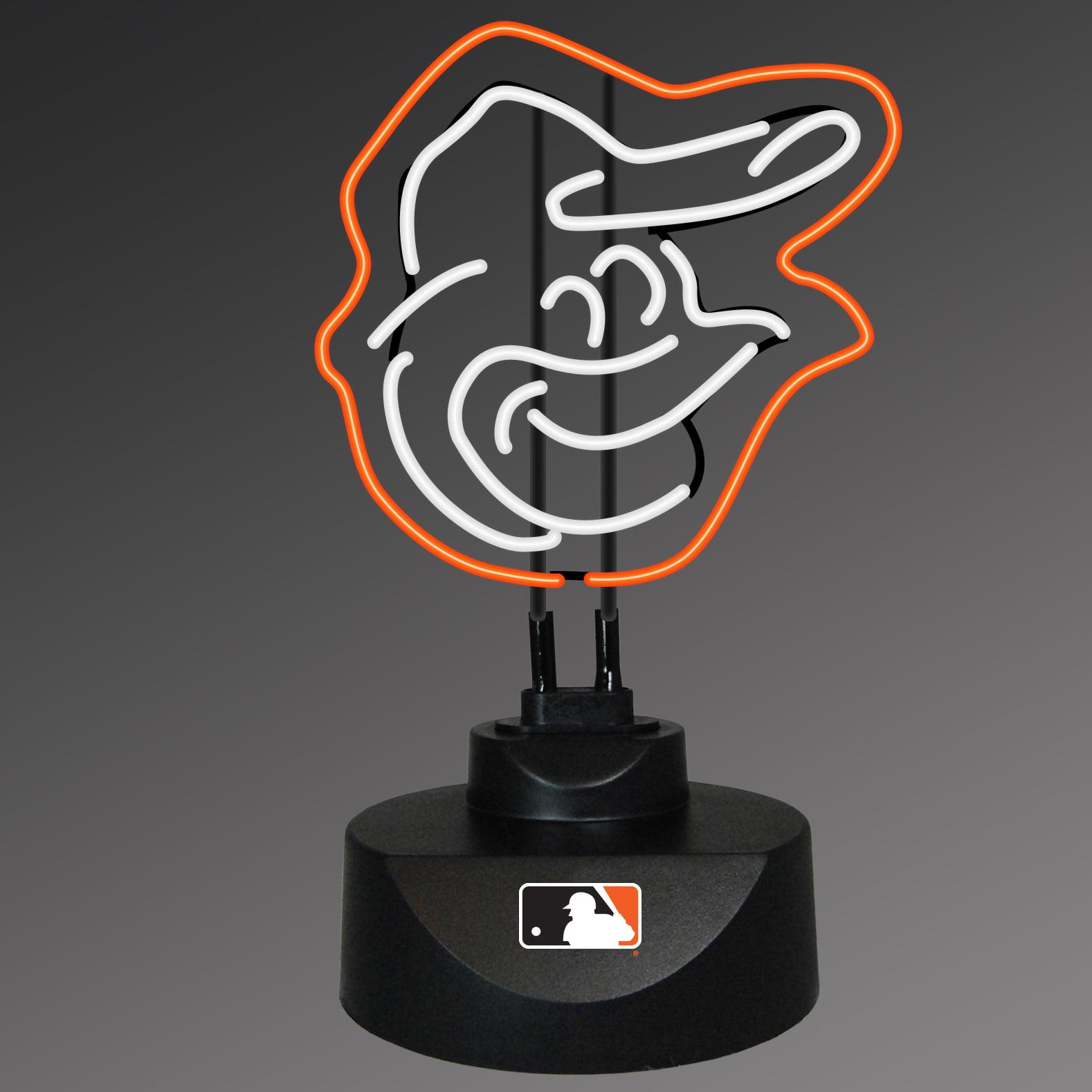 Memory Company MLB NEON LAMP ORIOLES