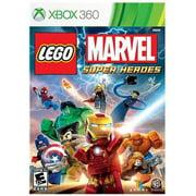 Warner Bros. Lego Marvel Super Heroes (Xbox 360) - Pre-Owned