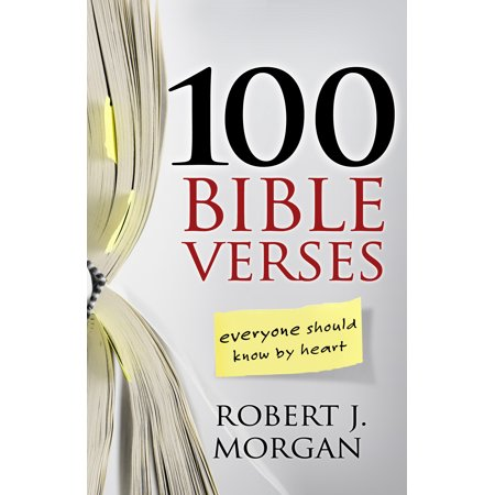 100 Bible Verses Everyone Should Know by Heart (Best Bible Verses About Forgiveness)