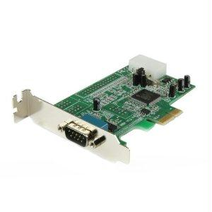 Startech Add A Rs-232 Serial Port To Your Standard Or Small Form Factor Computer Through
