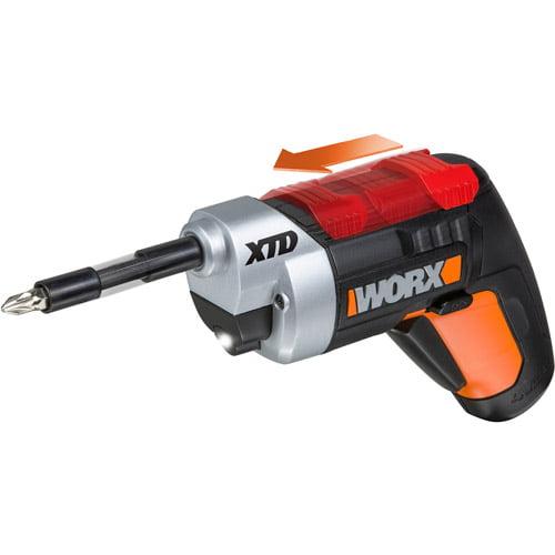 Worx WX252L XTD 4V LI Extended Reach Cordless Screwdriver