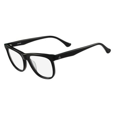 Calvin Klein CK5922-001-52 Unisex Black Frame Clear Lens Genuine Eyeglasses NWT