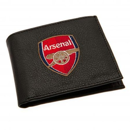 Arsenal FC  - PU Leather Crest Wallet