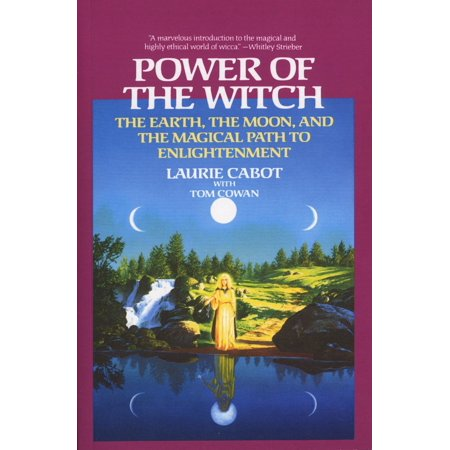 - Power of the Witch : The Earth, the Moon, and the Magical Path to Enlightenment