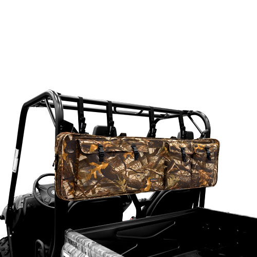 UTV DOUBLE GUN CARRIER HDWD HD