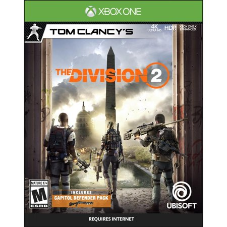 Tom Clancy's The Division 2 - Xbox One Standard Edition (Halloween Division Games)