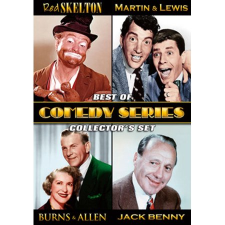 Best of Comedy Series Collector's Set (DVD)
