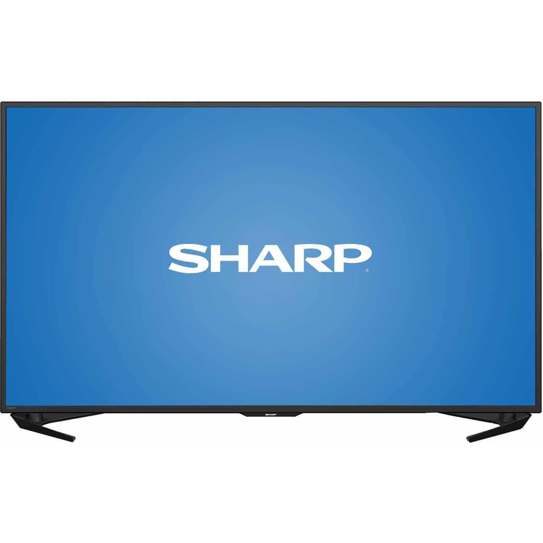 "Sharp LC-65UB30U AQUOS 65"" 4K Ultra HD 2160p 120Hz LED Smart HDTV (4K x 2K)"