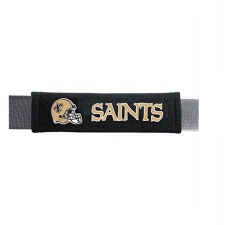 NFL New Orleans Saints Velour Seat Belt Pads - Nfl.com Saints