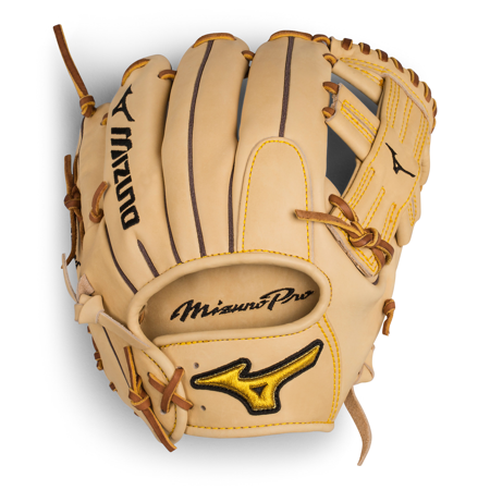 "Mizuno 11.5"" Pro Series Infield Baseball Glove, Right Hand Throw"