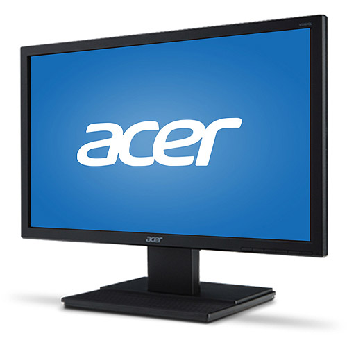 """Acer Professional 22"""" Widescreen LCD Monitor (V226HQL Abmd Black)"""