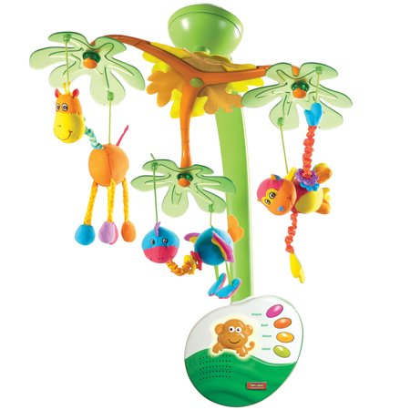 Tiny Love Sweet Island Dreams Nursery Baby Mobile Toy For Crib W
