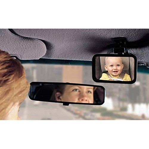 Safety 1st® Baby On Board Front or Back Baby View Mirror