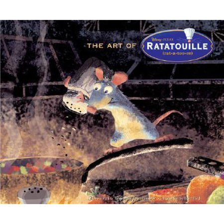 Karen Foster Brads (Art of Ratatouille )