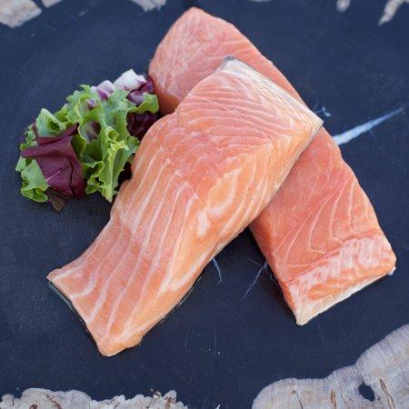 Sizzlefish Atlantic Salmon, Farm Raised, 4 Oz, 14 Ct