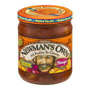 Newman's Own Medium Mango Salsa, 16.0 OZ