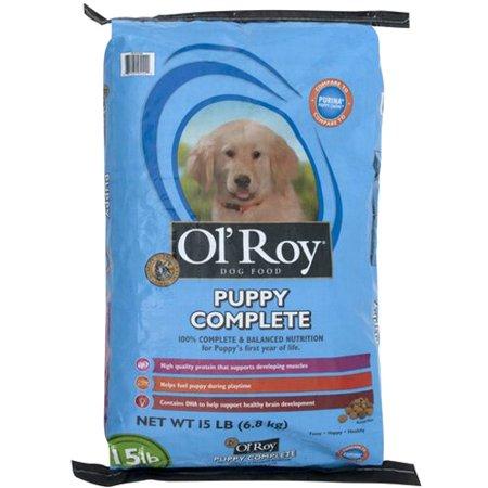 Old Roy Dog Food Reviews