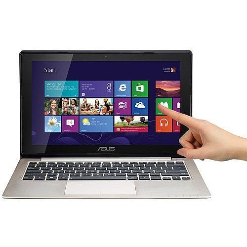 "Asus 15.6"" LED Core i7 2.7 GHz 8 GB DDR3 SDRAM 1 TB HDD DVD-Writer 64-bit Windows 8 Silver Notebook"