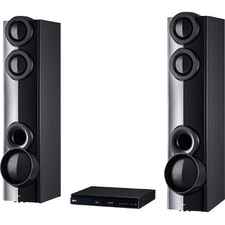 LG LHB675 3D Blu-ray Disk DVD CD Home Theater System by