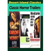 Classic Horror Trailers by
