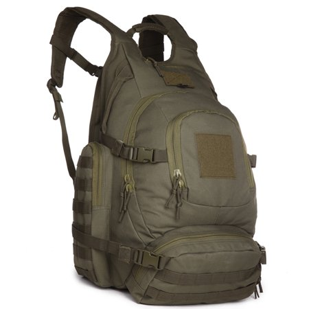 16b77222220b Urban Go Pack Sport Outdoor Military Rucksacks Tactical Molle Backpack  Camping Hiking Trekking Bag 40L