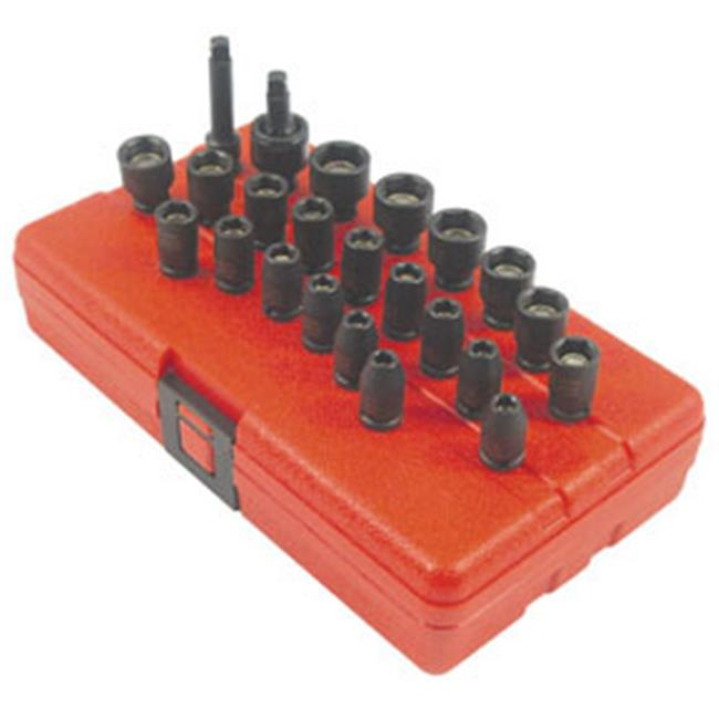 1 by 4in. Drive Mag Import Socket Set, 23 Piece - image 1 of 1
