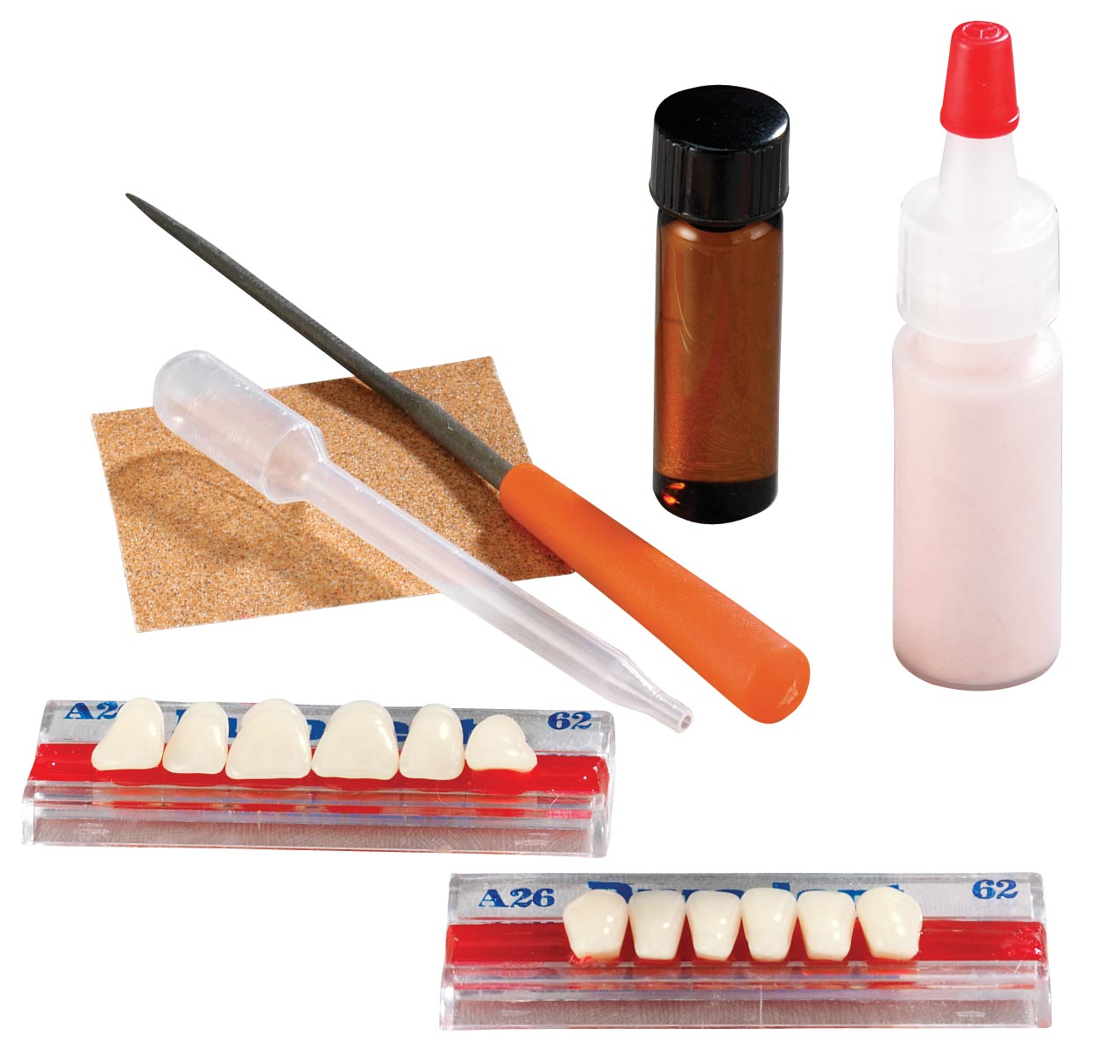 EasyComforts   Denture Repair Kit
