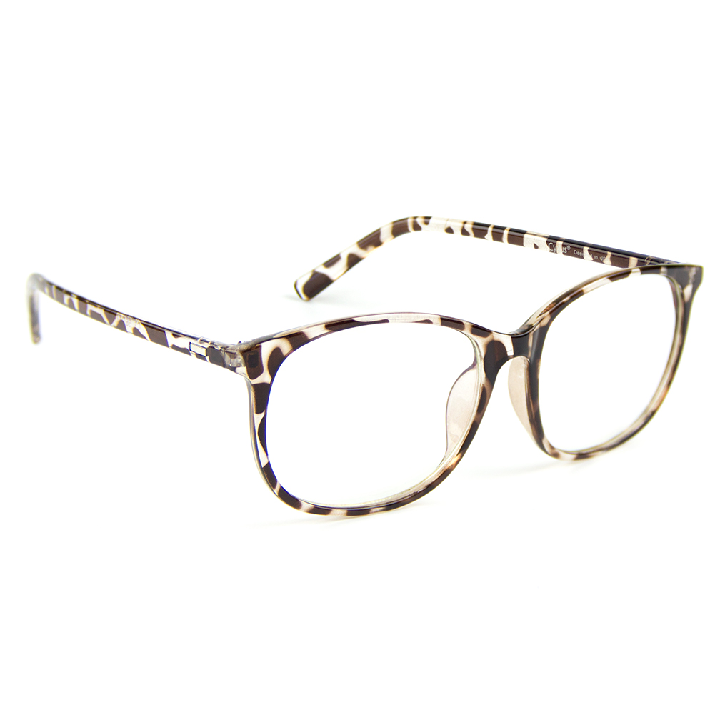 Cyxus Anti Blue Light Computer Glasses Relieving Eye Fatigue Headache Tortoise Leopard Print Frame Gaming Eyewear - Walmart.com | Tuggl