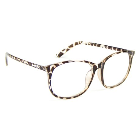 30ff6ed6c0c9 Cyxus Anti Blue Light Computer Glasses Relieving Eye Fatigue Headache  Tortoise Leopard Print Frame Gaming Eyewear - Walmart.com