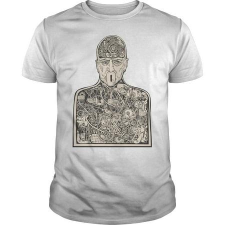 Steampunk Mechanical Man - Steampunk Outfits Male