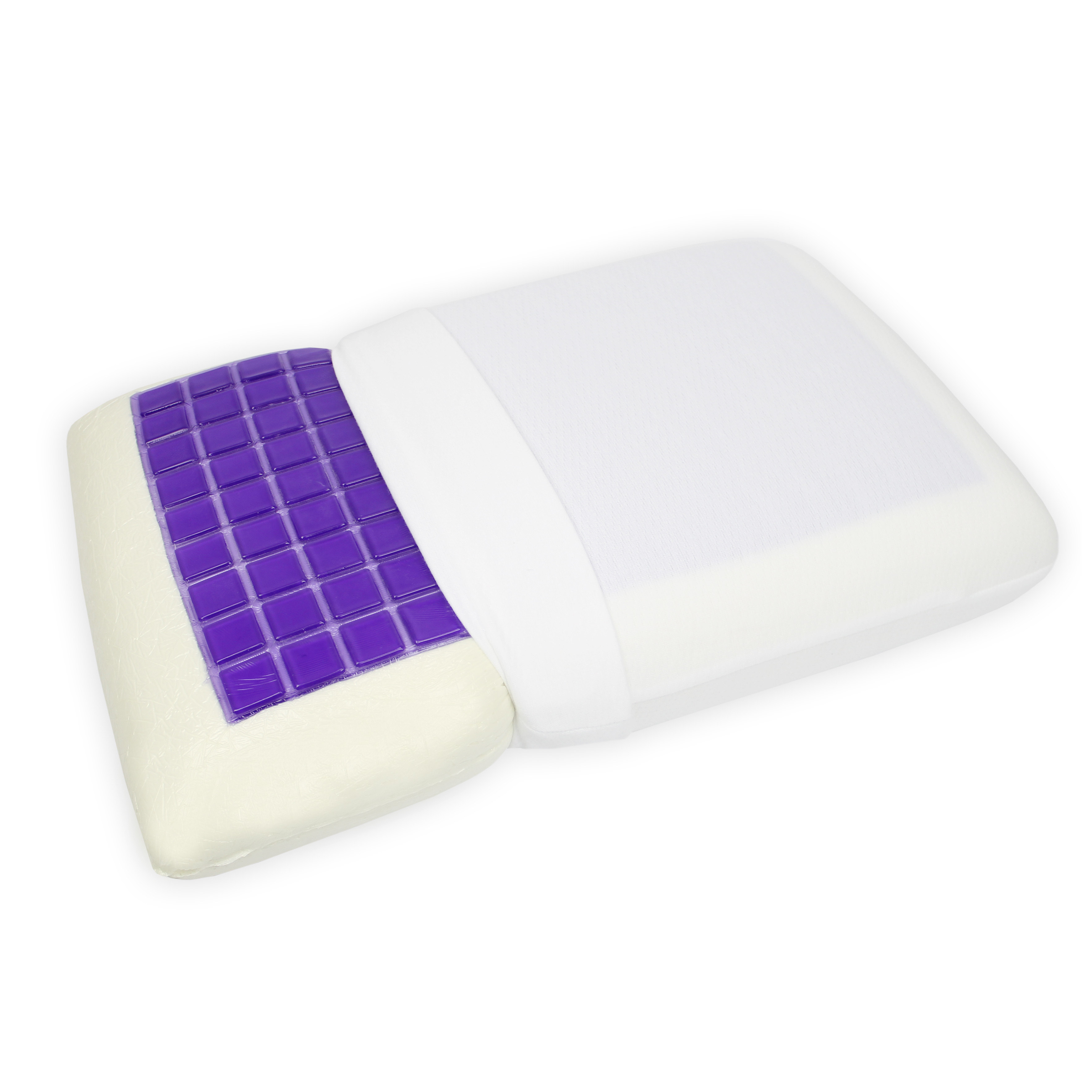 Signature Collection Cooling Gel Layer Memory Foam Pillow