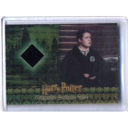 Harry Potter and the Chamber of Secrets Joshua Herdman as Gregory Goyle Authentic Costume Card [059/425] - Seventeen Joshua Halloween