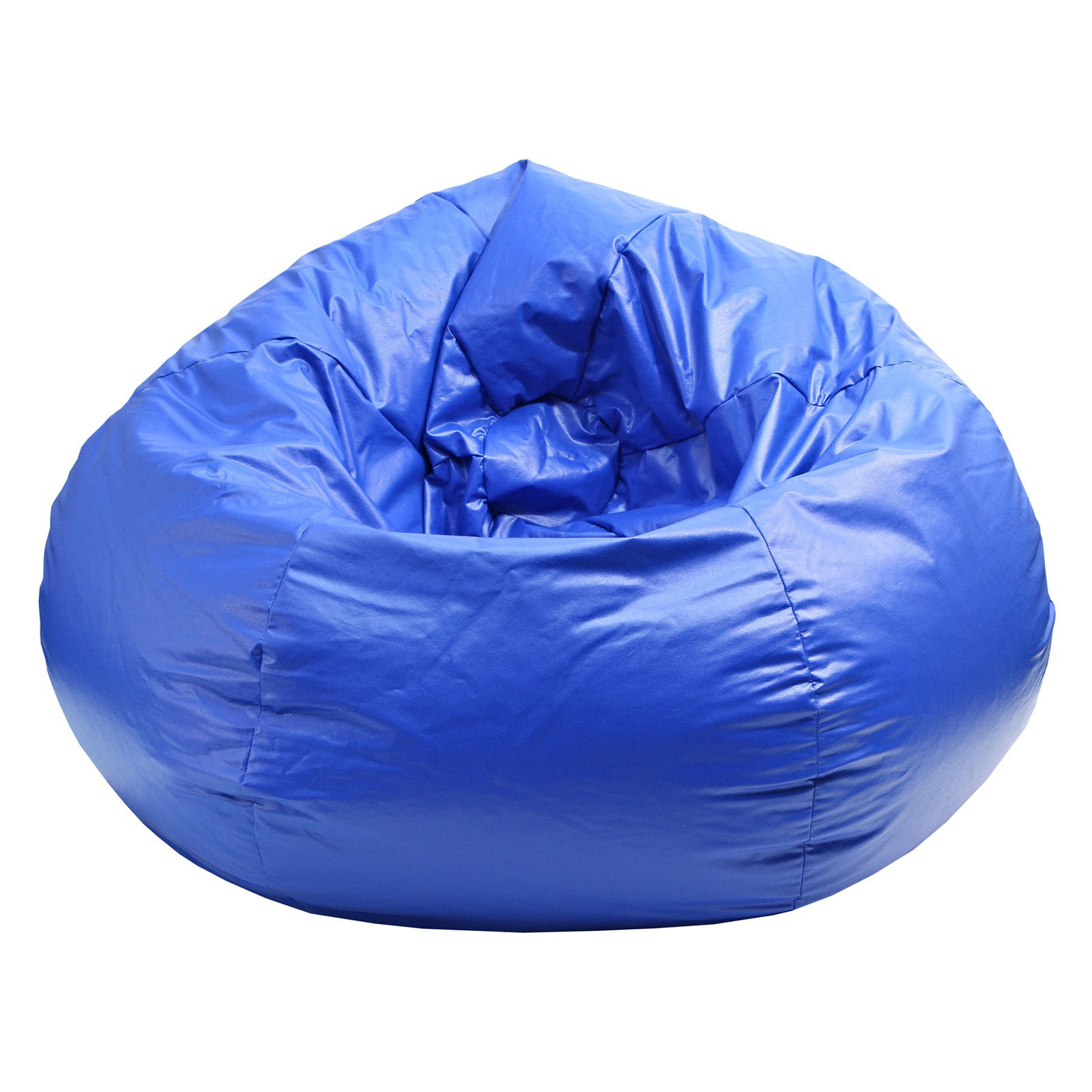Medium/Tween Wet Look Vinyl Bean Bag