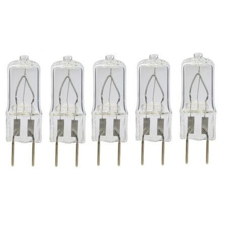 Jcd G8 Base (5pack LSE Lighting Xenon G8 GY8 Base 35W Clear 35 watt Light Bulbs)