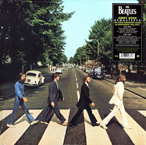 Abbey Road (Vinyl) (Remaster)