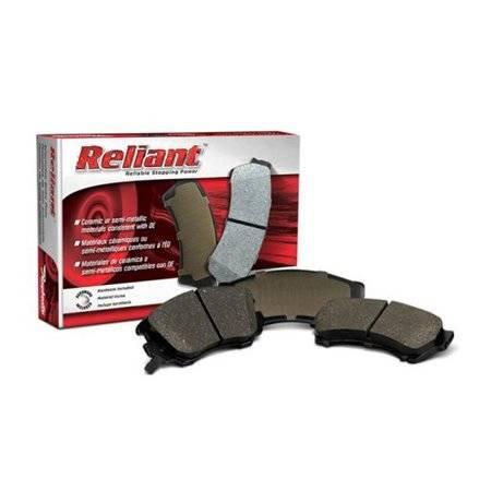 Raybestos Brake Pad Set (Raybestos R53-MGD959MH Reliant Ceramic Front Brake Pad Set for 2006-2011 Acura)