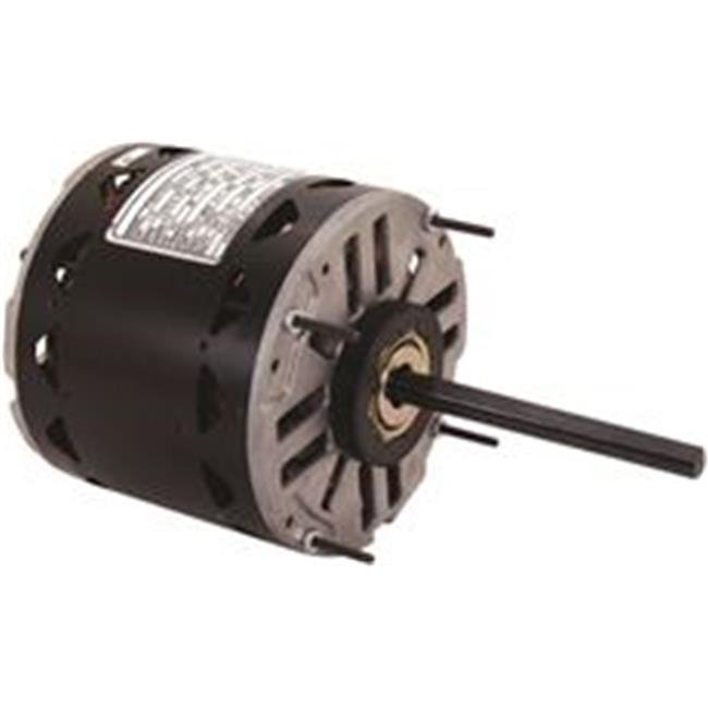 Century 152360 Century Fd6001A Direct Drive Blower Motor for 5.63 in., 208-230 volts, 4.0-2.0 Amps, 0.75-.2 HP - 1075 Rpm