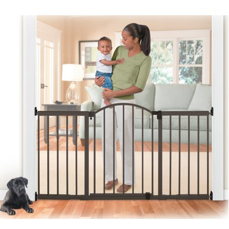 Summer Infant 6 Wide Extra Tall Walk Thru Metal Expansion