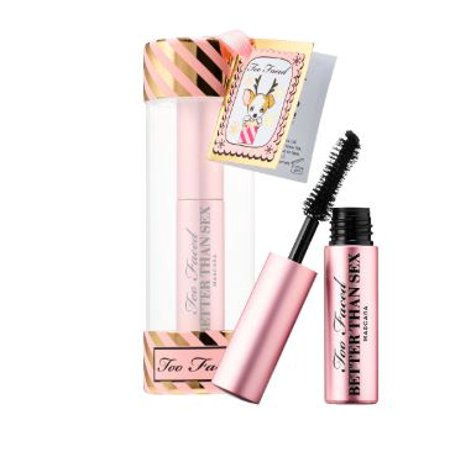 Too Faced Better Than Sex Mascara in Gift Packaging